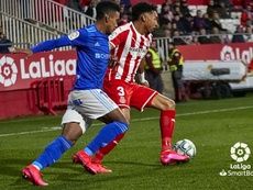 El Girona y el Oviedo empataron. LaLiga