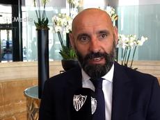 Monchi concedió una nueva entrevista para hablar del proyecto del Sevilla. Captura/SFCMedia