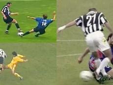 La Juve rend hommage à Zidane pour son anniversaire. Capture/Juventus