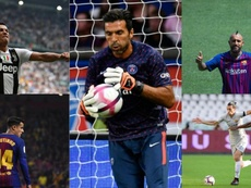 Certains retrouvent la Champions mais différemment. AFP