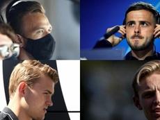 Los otros dos duelos que eclipsa el Messi-Cristiano. AFP - EFE