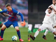 Le Barça et la Juve envisagent un échange entre Arthur et Pjanic. EFE