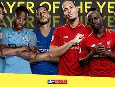Salah no repetirá como mejor jugador del año. Twitter/SkySportsPL
