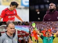 El sueño casi imposible de Colo Colo: Bielsa, Vidal, Bravo y 'Matigol'