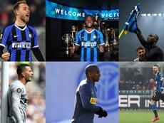 Brozovic, Handanovic, Lukaku, Moses, Young e Eriksen estão livres. EFE/Inter