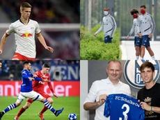 Hasta once españoles participarán la Bundesliga. AFP - RBLeipzig - Schalke 04