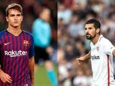 El Celta quiere repatriar a Denis Suárez y a Nolito. EFE