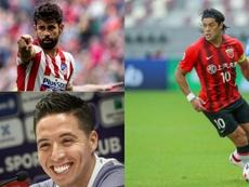 12 jogadores renomados que estão sem time. EFE - AFP