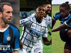 La última final en esta competición del Inter fue en 1998. AFP/EFE