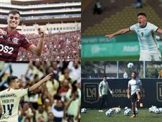 Dix futures stars à suivre dans la Pré-Olympique. EFE/LAGalaxy