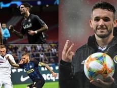 Ocho nombres a seguir en la repesca de la Eurocopa. AFP