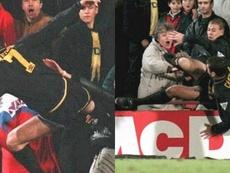 La célebre patada de Cantona cumplió 25 años.