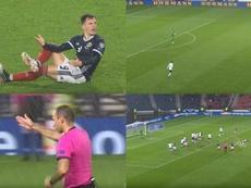 San Marino perdió 6-0. Captura/ScotlandNationalTeam