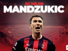 Mario Mandzukic has signed for AC Milan. BeSoccer