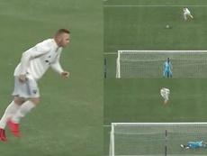 Y apareció Rooney para rescatar un punto desde los once metros