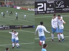 Izan Regueira es uno de los mejores jugadores de su generación. RFEF