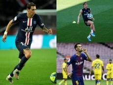 I dieci giocatori più magri del pianeta. EFE/AFP