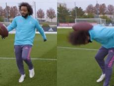 Marcelo ha dado una lección de habilidad en Instagram. Instagram/marcelotwelve