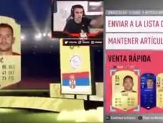 El jugador del Madrid no olvida la eliminación de Champions. Twitter/GravesenRM