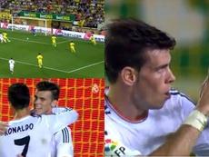 Bale compartió el vídeo con sus seguidores. Captura/RealMadrid