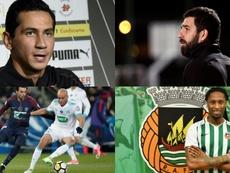 Algunas cesiones de clubes españoles han sido un desastre. EFE/AFP/RioAveFC