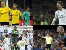 Il Real Madrid lavora sul mercato. EFE - AFP