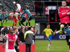 Empieza otra Eredivisie con los nuevos De Ligt, De Jong, Van de Beek o Ziyech. AFP - Ajax - EFE