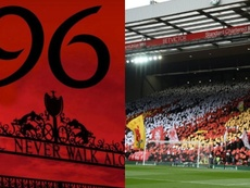 El homenaje de Torres a las víctimas de la tragedia de Hillsborough. Instagram/AFP