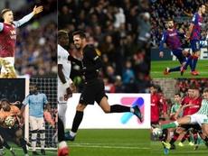 Diez jugadores que merecen ir a la Eurcopa. AFP - EFE