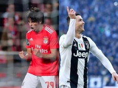 João Félix will be looking to emulate Cristiano Ronaldo. AFP