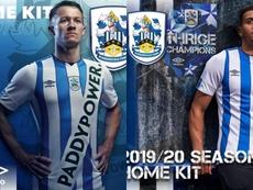 El Huddersfield hizo una gran campaña de marketing. Twitter/htafc