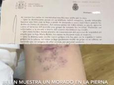 Pusieron una denuncia. Captura/El10delBarça
