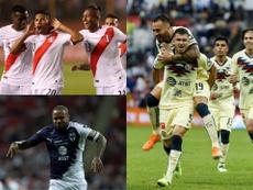 Los 10 mejores sudamericanos de las semifinales del Apertura Mexicano. EFE