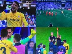 Juan Soriano and Darder were both dismissed. Capturas/Movistar