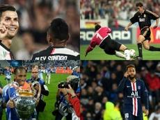 Os 16 craques da história da Champions. BeSoccer