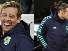 Crouch buscó la fórmula del éxito de Bale. BeSoccer