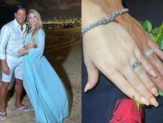 Hulk has got married to Camila Angelo during the corona break. Instagram/hulkparaiba