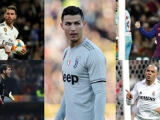 Cristiano, Messi, Casillas, Ronaldo, Ramos... este es el once ideal de Negredo. EFE/AFP