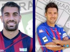 El Extremadura prescinde de Josema y Valverde. EXT_UD