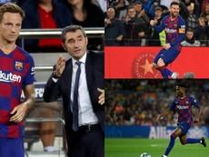 La actualidad del Barça según Abidal. EFE