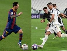 Chi ha segnato di più tra Messi e Ronaldo. EFE