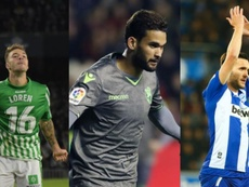 The 3 man shortlist. EFE/BeSoccer