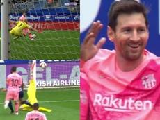 Messi a réalisé un coup de maître. Captures/Beinsports