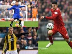 Seis ventas con las que el Madrid espera recaudar 150 millones. Vitesse/AFP
