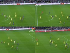 Messi a réalisé une superbe action. Capture/LaLiga