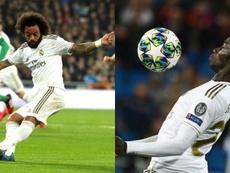 Ataque ou defesa, Marcelo ou Mendy. EFE