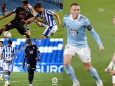 21 canteranos han debutado en España en once jornadas. EFE - LaLiga