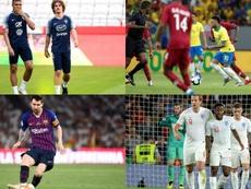La 'TOP 20' dei giocatori con il più alto valore di mercato. AFP-EFE
