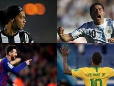 El Sudamericano es un gran trampolín para muchos jugadores. EFE/AFP