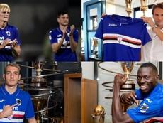 Four more Sampdoria players have tested positive for COVID-19. UCSampdoria